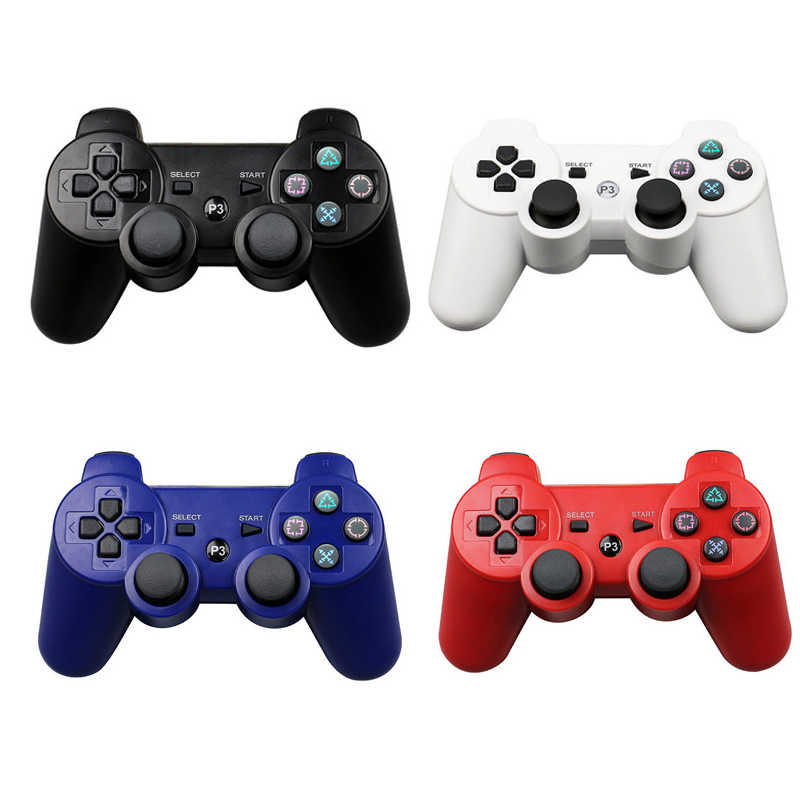 Lumiparty Voor Sony PS3 Draadloze Bluetooth Gamepad Controller Voor Playstation 3 Dual Shock Game Joystick Play Station 3 Console