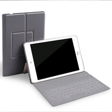 Desxz 7.9 Case Wireless Bluetooth keyboard PU Protective Ultra thin Tablet Cover for iPad1 mini iPad2 mini iPad3 mini iPad4 mini