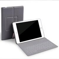 Desxz 7,9 Drahtlose Bluetooth tastatur PU Schutz Ultra thin Tablet Abdeckung für iPad1 mini iPad2 mini iPad3 mini iPad4 mini