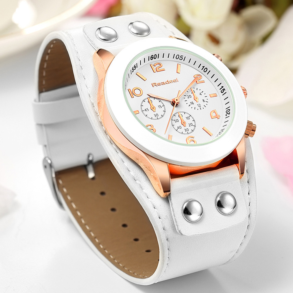 Buy readeel fashion quartz watch women watches ladies girls famous brand wrist for Watches brands for lady