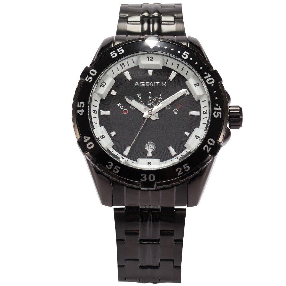 AGENTX Mens Watches Top Brand Luxury Men Sport Wrist