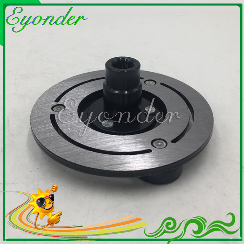 Air Conditioning AC Head Magnetic Electromagnetic Clutch Pulley Front Damper Plate Hub Sucker For Mazda CX-7 CX7 2.3 Panasonic