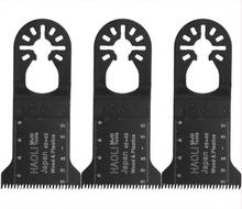 6 PC Mini Oscillating Tool Saw Blade for Quick Change Machine as Bosch Dremel
