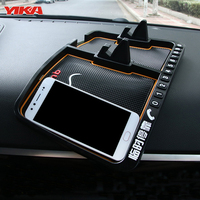 YIKA Slip Magic Sticky Anti Slip Car Mat For Phone Silicone Mats Into The Car Gel