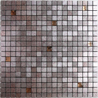 Homey Mosaic Europe Style Insulation Peel And Stick Wall Tile 12Inch Aluminum Alloy Fireproof New Design Backsplash for Kitchens