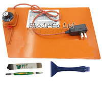 Free Shipping Dismantle LCD Touch Screen Heating Station 42 25cm Suit For Samsung Tablet IPad Mini
