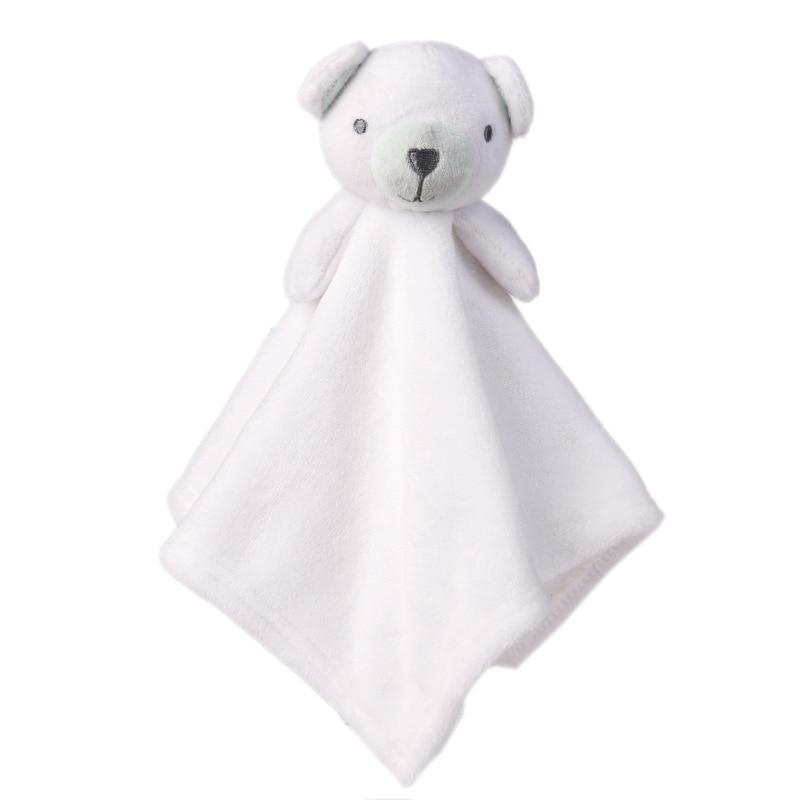 Милый плюшевый кролик, игрушки, детская соска, Банни, успокаивающее полотенце, детское мягкое одеяло, погремушка, игрушка