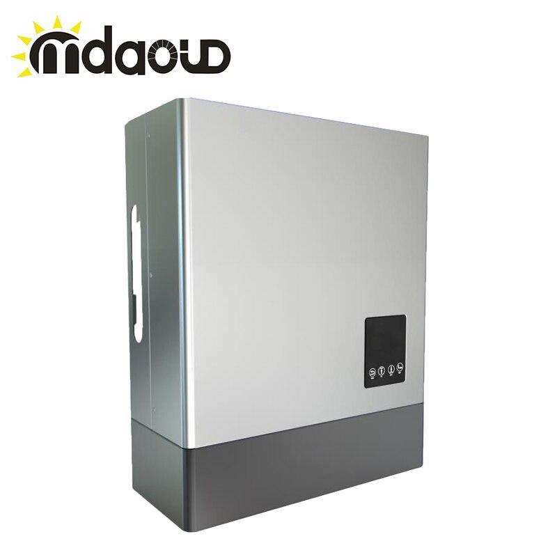 Гибридный включения выключения сетки галстук преобразователь солнечной энергии хранения 3000 Вт DC48v к AC 230 В чистая синусоида/mppt зарядное уст