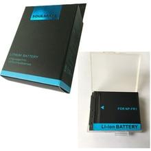 SOULMATE NP-FR1 Digital Camera Battery NP FR1 For SONY DSC-P100/R DSC-P100/S DSC-P120 DSC-P150 DSC-P150/B DSC-P150/L DSC-P200
