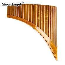 Handmade 22 pipes professional Bamboo Pan Flutes Flauta Xiao font b Woodwind b font Musical font