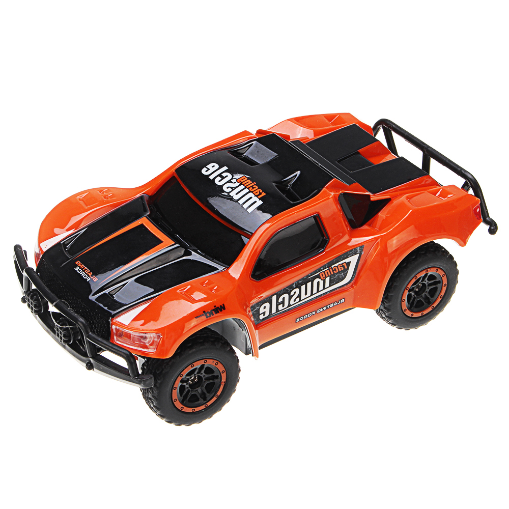 New Arrival 1/43 2.4G 4WD RC Car Electric Short Course Truck Rally Vehicle RTR Model