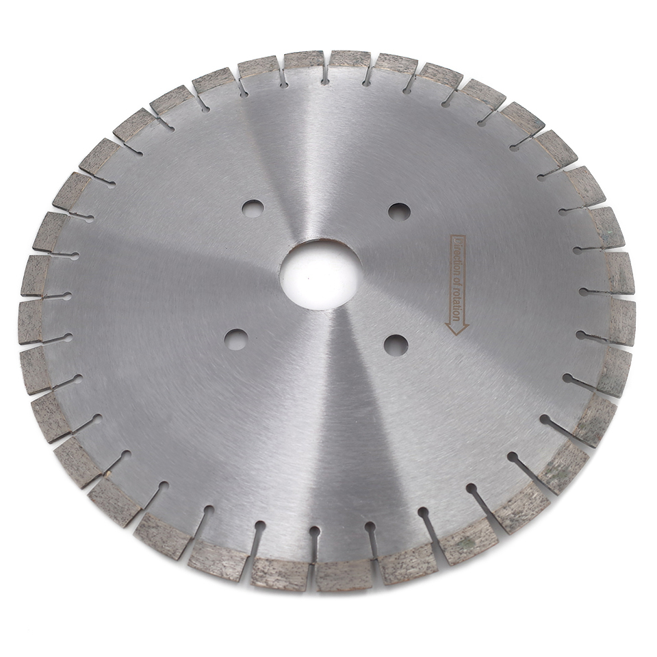 Image 3 - RIJILEI 350MM Diamond cutting saw blade for granite marble stone profession cutter blade Concrete cutting circular Cutting Tools-in Saw Blades from Tools