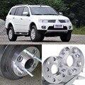 Teeze 4 шт. 6X139.7 108CB 30 мм толщиной Hubcenteric колеса прокладки адаптеры для Mitsubishi Pajero Sport 2000-2008