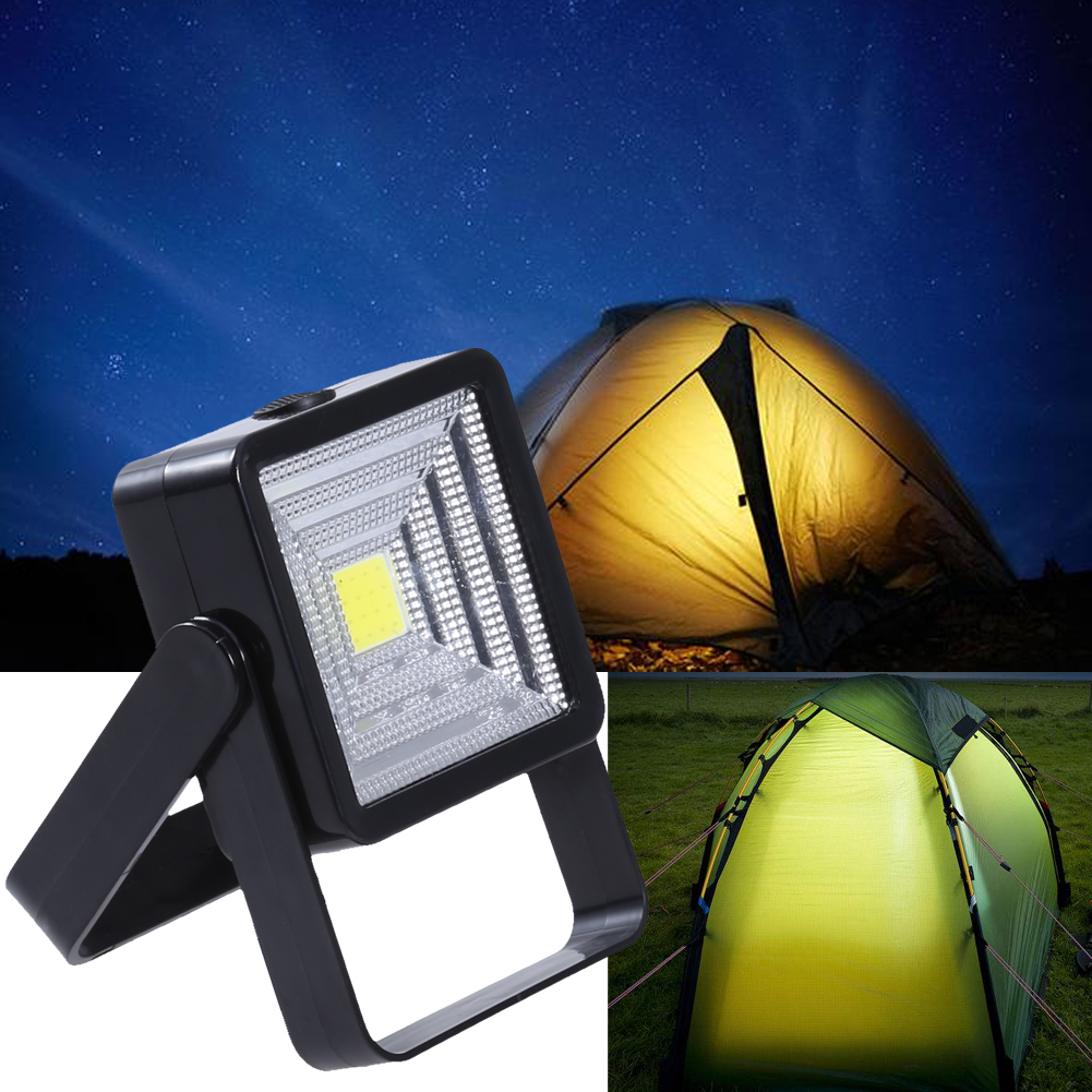 1000mAh/4V battery Solar light Camping Portable Rechargeable Light Camping Lanterns tent Emergency Light For Hiking Camping