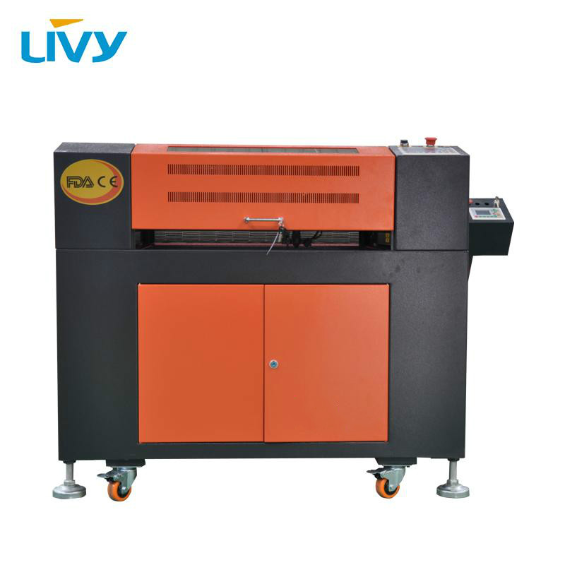 China Supplier RECI Laser Tube 80 Watt For Engraving Non-metal Material Stamp Rubber And Leather Decoration