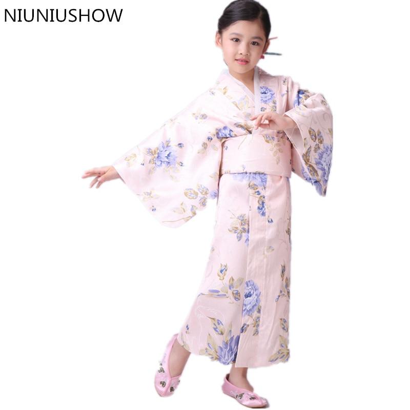 Aliexpress Buy New Stylish Japanese Baby Girl Kimono