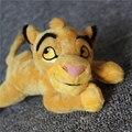 Бесплатная доставка 1 шт. 20 см высокое качество Оригинала Король Лев Симба Лев чучела мягкие игрушки куклы Simba плюшевые игрушки