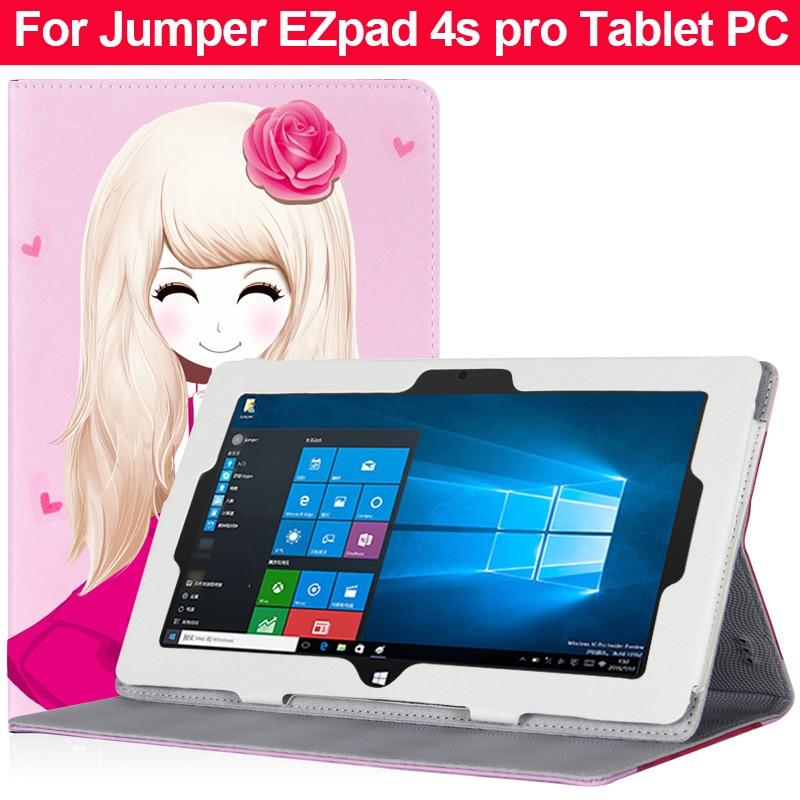 Original Case Cover for 10.6 inch jumper EZpad 4s pro Tablet PC for jumper EZpad 4s pro Case cover with gift jumper folding magnetic keyboard case for ezpad 4s pro tablet