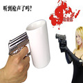The Gun Mug ceramic cup  ceramic coffee cup handle