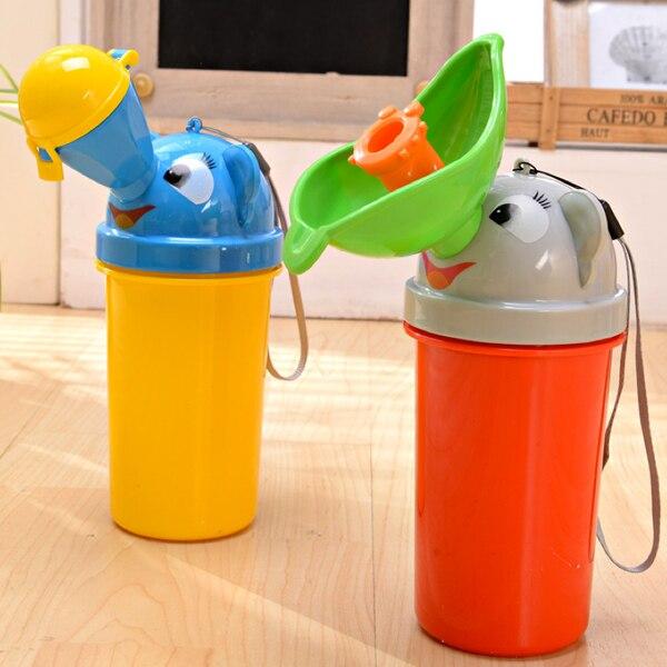 KüHn D631 Kinder Urinal Bord Tragbare Baby Urin Flaschen Dicht Nachttopf Baby Männliche, Die Weibliche Babys Urinal