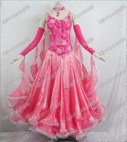 新しいファッション社交ダンスドレス衣装