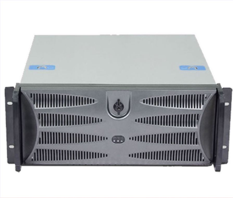 4u450mm industrial computer caseSupport large panel 12*13 Motherboard DVR server Chassis