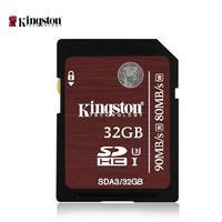 Kingston Sd Hc Xc Sdhc Sdxc Uhs I U3 SDHC SDXC Professional HD Photography High Speed