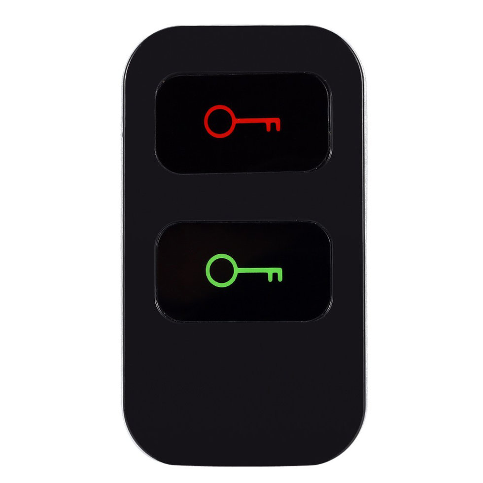 5PCS Key Finder 2 Key Chain Wireless Lost Key Tracker Locator Finder Transmitter цена