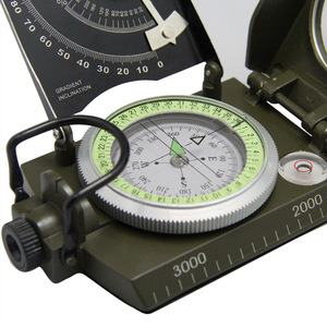 Image 4 - Outdoor Survival Military Compass Camping Hiking Water Compass Geological Compass Digital Compass Camping Navigation Equipment