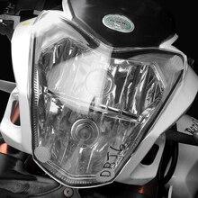 Для Benelli BN600 BN 600 аксессуары для мотоциклов ABS Защитная крышка для фар для объектива экрана