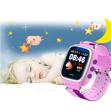 Q60 Intelligent Network location Smart Watches Phone Alarm Clock for Kids Anti-Lost Monitor