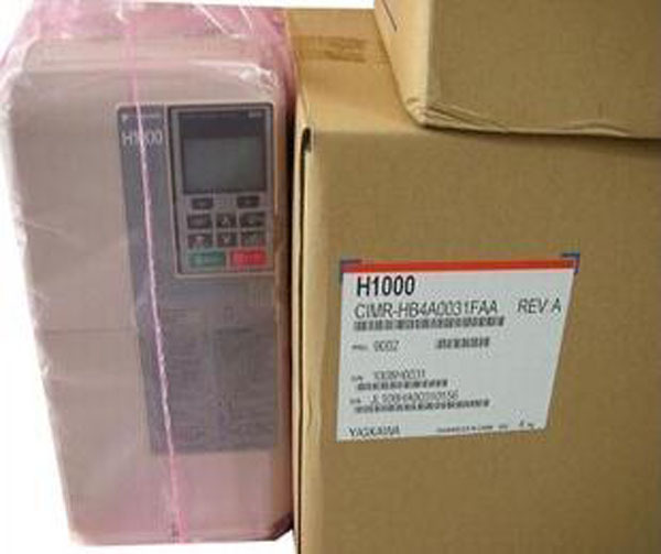 Yaskawa Inverter CIMR LB4A0024 L1000A 11KW elevator inverter