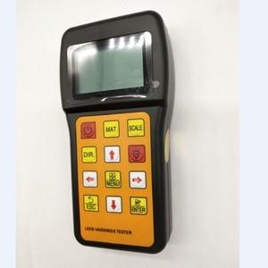 Image 5 - נייד קשיות Tester דיגיטלי תצוגת ריבאונד Leeb קשיות מד למדוד מתכת סגסוגת HRC HL HB HV HS HRB מד קשיות JH180