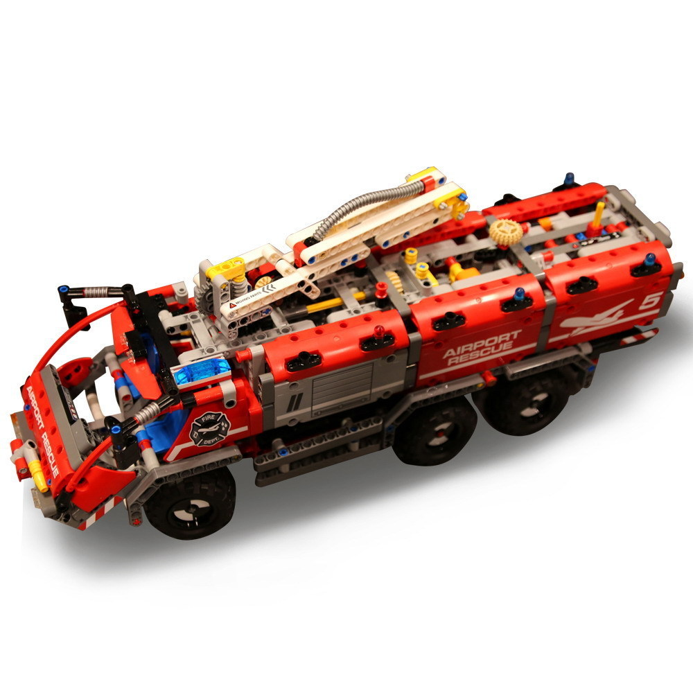 LEPIN 20055 1180pcs Technic Mechanical Series The Rescue Vehicle Set Children Educational Building Blocks Bricks Toys 42068 gift black pearl building blocks kaizi ky87010 pirates of the caribbean ship self locking bricks assembling toys 1184pcs set gift