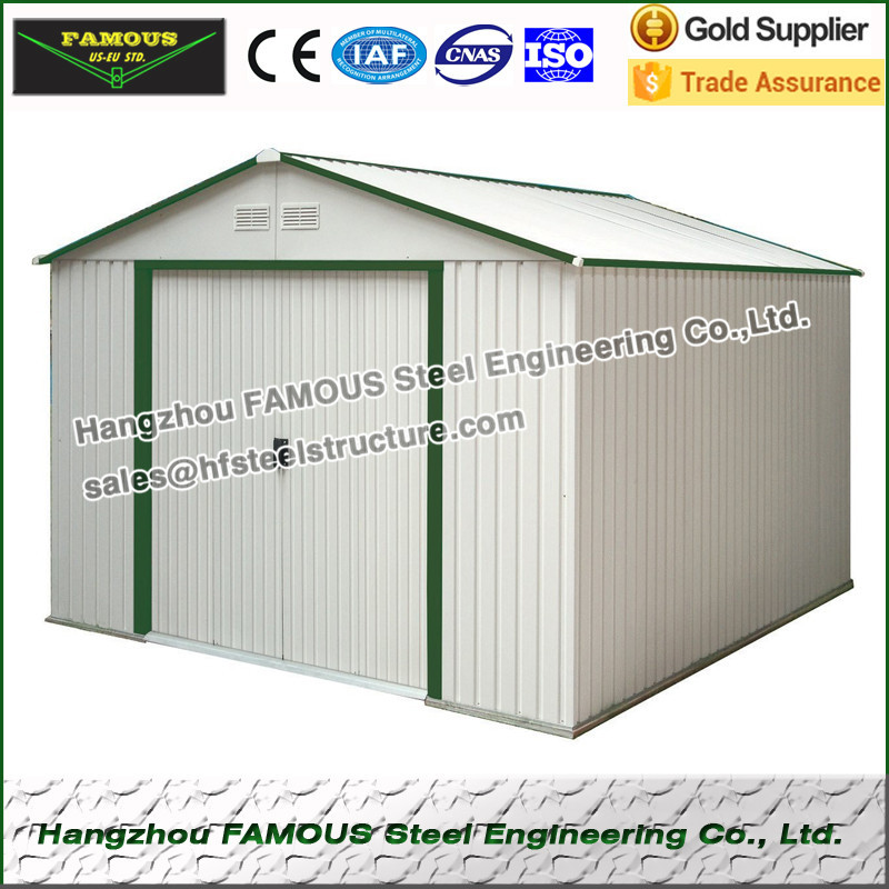 8x10 Metal Garden Shed Suitable For Most Construction Site Condition On  Aliexpress.com | Alibaba Group