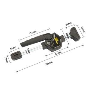 Image 3 - Houtbewerking Desktop clip Verstelbare Frame houtbewerking snelle vaste clip klem armatuur voor Houtbewerking Bankjes