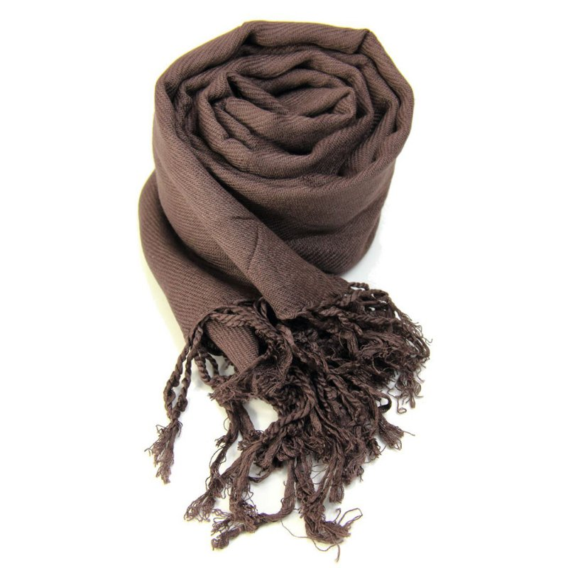 Autumn Winter Women Oversized Blanket   Scarf     Wrap   long Wool Tassel   Scarf   Pashmina Shawls   Scarves   Solid Cashmere   Scarves