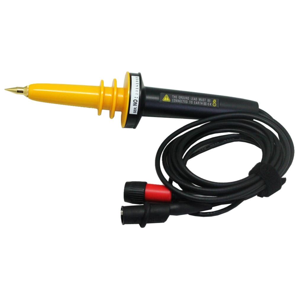 Mini High voltage X1000 oscilloscope probe DC 8KV AC 16KV peak 40Mhz CE vs HVP08