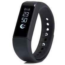Горячие Продажи I5 плюс smart watch IP65 BT4.0 0.91 дюймов OLED ТПУ группа Multifuctioal Умный Браслет для IOS/Android смартфон