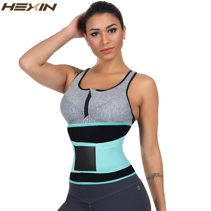 9c25e3da21 HEXIN Hot Shapers Women Body Shaper Slimming Shaper Belt Girdles Firm  Control Waist Trainer Cincher Plus