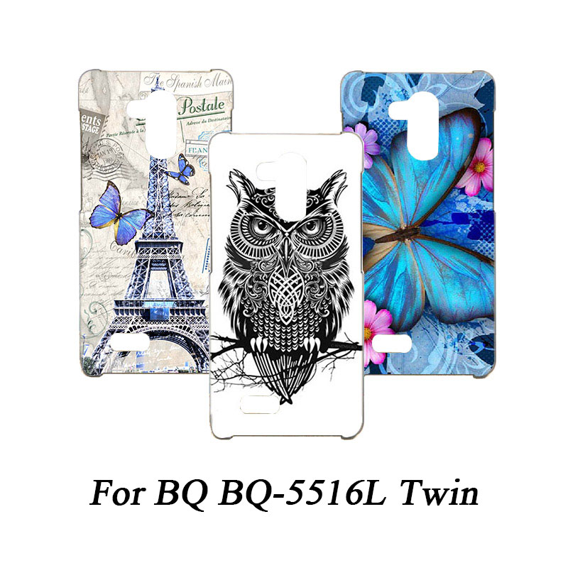 Patterns Phone cover back case For <font><b>BQ</b></font> <font><b>BQ</b></font>-<font><b>5516L</b></font> <font><b>Twin</b></font> Case Cover DIY soft TPU Phone Cases For <font><b>BQ</b></font> <font><b>BQ</b></font>-<font><b>5516L</b></font> <font><b>Twin</b></font> Covers image