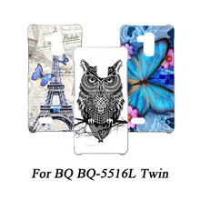 Patterns Phone cover back case For BQ BQ-5516L Twin