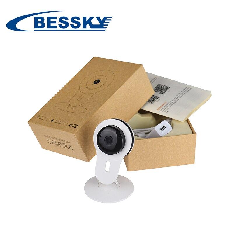 HD Mini IP Camera WIFI 720P Wireless Webcam Baby Monitor Camcorder CCTV Security Camera Micro SD P2P Onvif Smart Camera IP WIFI hd 720p cctv camera wireless p2p cctv monitor 1 0mp ip camera plug