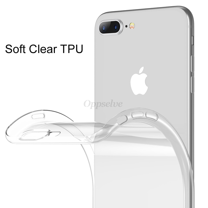 Luxury Case For IPhone X XS 8 7 6 S Plus Capinhas Ultra Thin Slim Soft TPU Silicone Cover Case For IPhone XR 8 Coque Fundas Capa