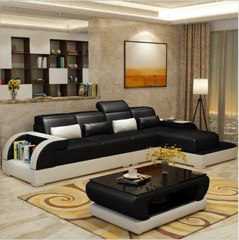 Living Room Sofa set corner sofa couch L shape sectional genuine real leather sectional sofas muebles de sala moveis para casa pictures of american victorian style sectional heated mini leather sofa set designs for restaurant restaurant leather sofa f81