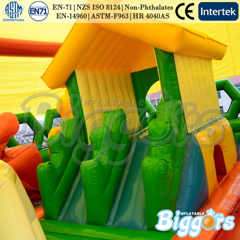 5019 inflatable bouncy house--6