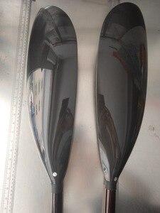 Image 2 - Newest EPIC kayak paddle carbon kayak paddle carbon fiber paddle wing blade paddles