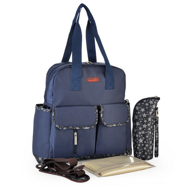 Baby Diaper Backpacks Mummy Bags Nappy maternity Bag Multifunctional  Waterproof Organizer large capacity mom bag free shipping