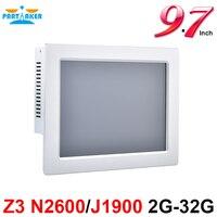 Z3 BayTrail Celeron J1900 Quad Core Intel N2600 Dual Core 9 7 Inch Taiwan High Temperature