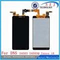 """Original 4.5 """" polegadas para DNS S4503 S4503Q Innos i6 i6c LCD Screen Display toque digitador assembléia KM0403 KM0404 frete grátis"""